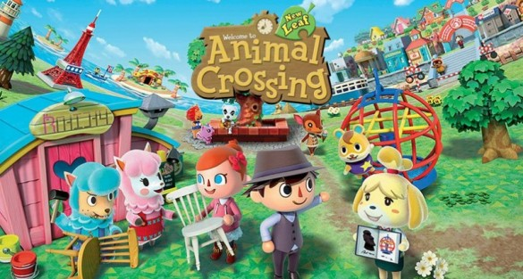 Animal Crossing: New Leaf Review
