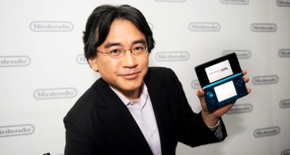 Satoru Iwata Returns To Work Following Surgery Recovery