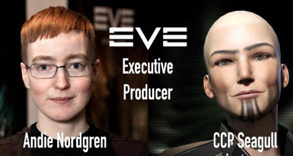 CCP Promotes 'EVE Online' Senior Producer