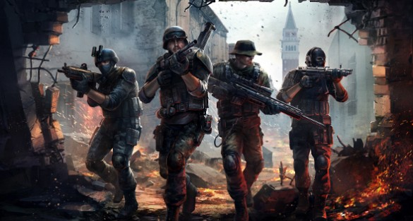 'Modern Combat 5' Cracked & Pirated By Contest Winner