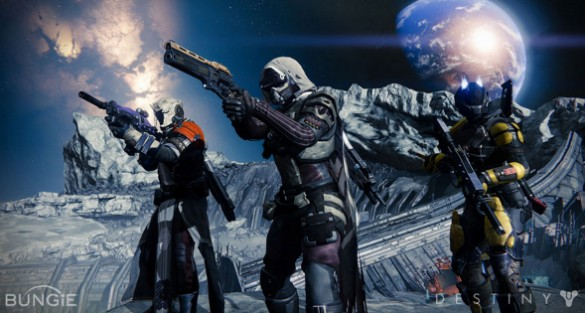 Bungie Releases Free Trial For 'Destiny'