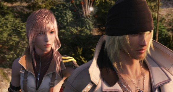 'Final Fantasy XIII' Heading To PC This October