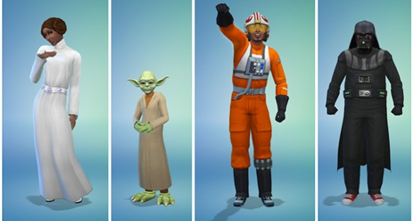 Free 'Sims 4' Updates Bringing Pools, New Careers