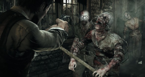 'The Evil Within' PC Update Adds FPS Toggle, More Tweaks