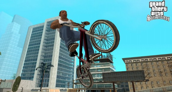 'GTA: San Andreas' Getting Xbox 360 Re-Release