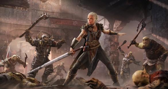 Warner Bros. Releases More Free' Shadow of Mordor' DLC