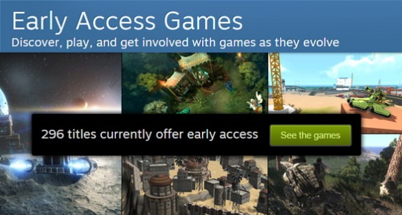 Valve Introduces New Guidelines For Steam Early Access
