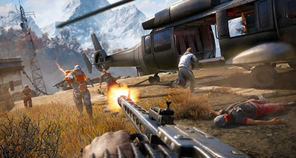 'Far Cry 4' DLC Coming In January