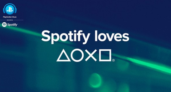 Spotify Coming To PlayStation 4