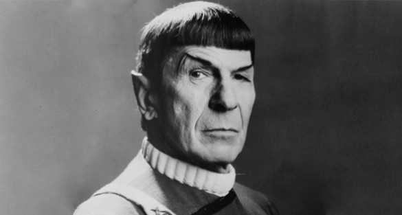 Leonard Nimoy Has Passed Away At 83