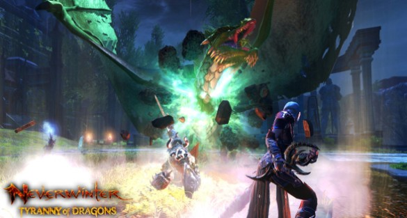'Neverwinter' MMO Coming To Xbox One In March