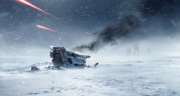 'Star Wars Battlefront' To Debut Next Month