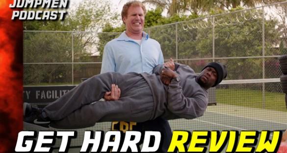 Jumpmen Episode 232: Get Hard Review