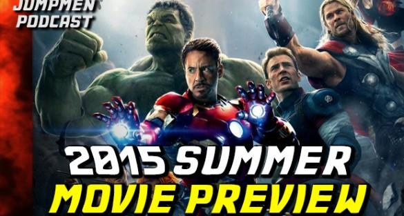 Jumpmen Episode 236: 2015 Summer Movie Preview