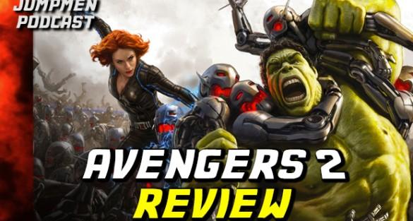 Jumpmen Episode 237: Avengers Age of Ultron Review