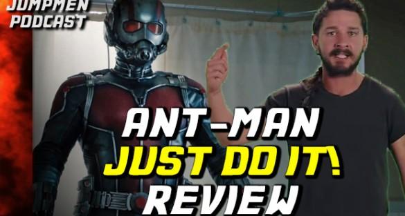 Jumpmen Episode 246: Ant-Man Review