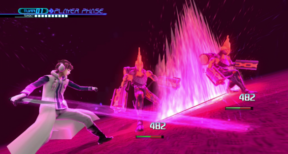 Review: Lost Dimension