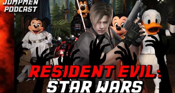 Jumpmen Episode 250: Resident Evil: Star Wars