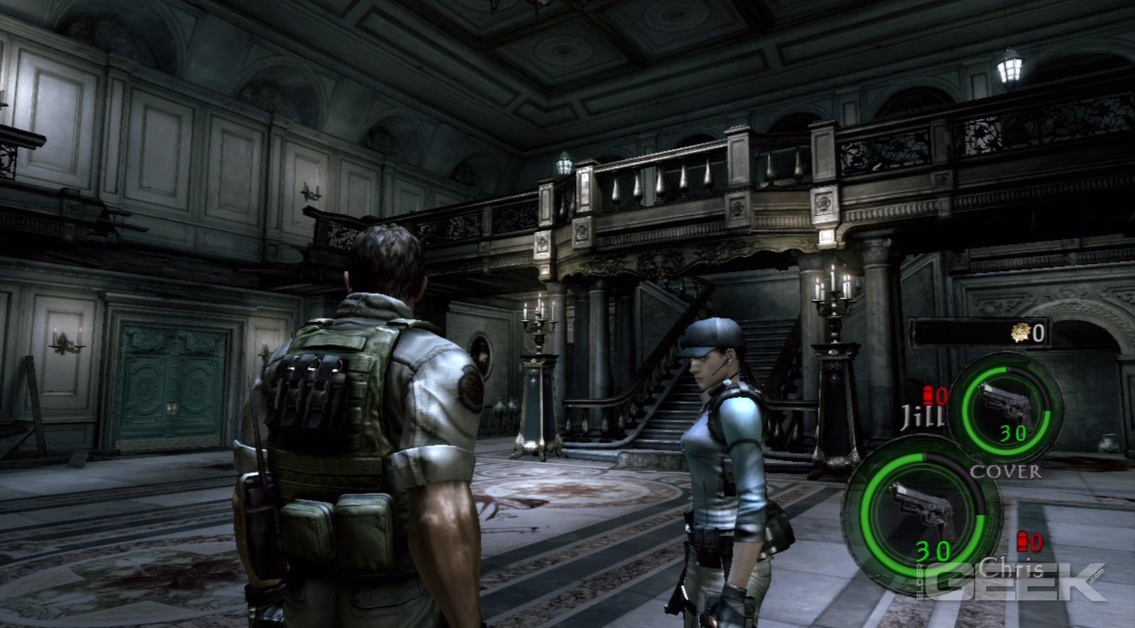 Resident Evil 5 Lost In Nightmares Review Elder Geek Com
