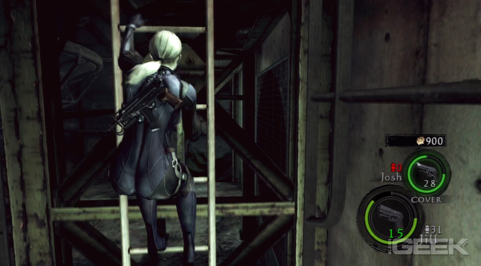Resident Evil 5 Desperate Escape Review Elder Geek Com Desperate escape (tv movie 2009). elder geek com