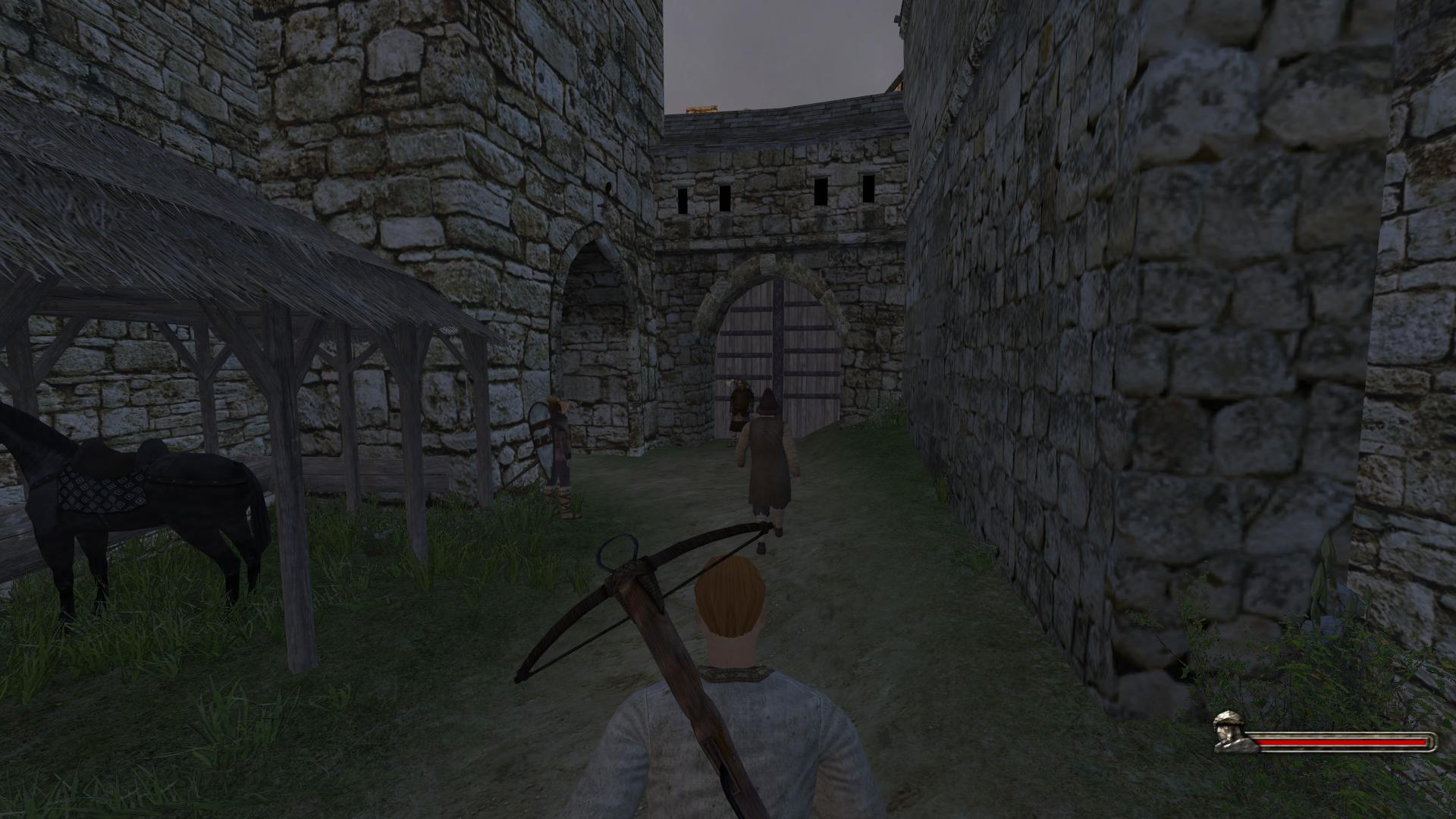 There is a lot of ugly to be seen in Warband. So be honest with