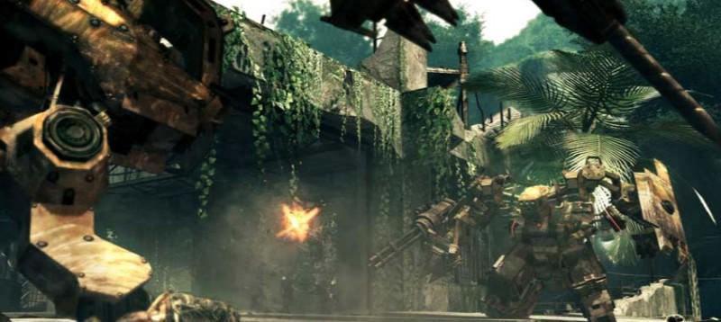 Lost planet 2 impressions elder - Plante jungle ...