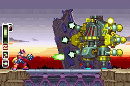 megaman zero games free