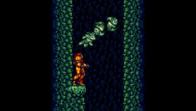 Super Metroid Wall Jump