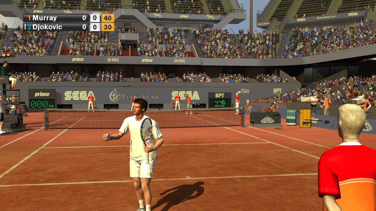 Ocean of games » virtua tennis 4 free download.