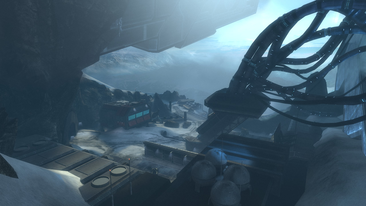 First Halo: Reach Map Pack Dated and Priced | Elder-Geek com