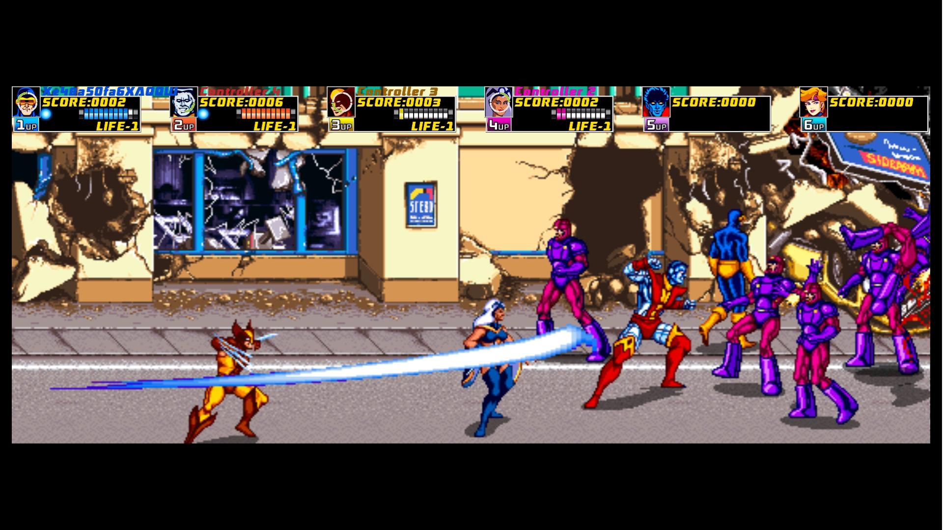 Playtech's Free X-Men Slot