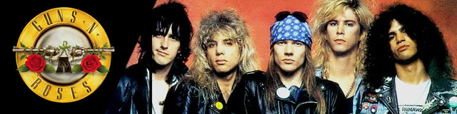 Guns and Roses - Since i dont have you