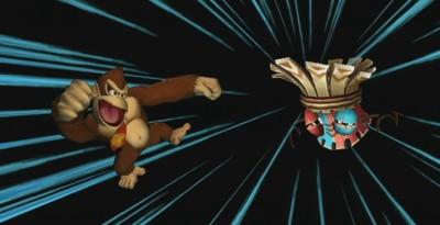 Donkey Kong Punch