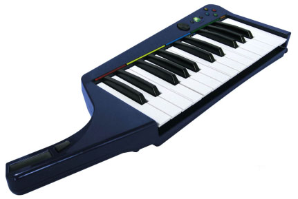 Rock Band 3 Keytar