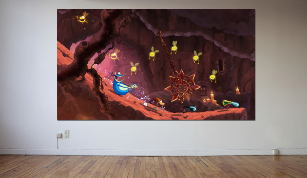 Rayman Art Gallery