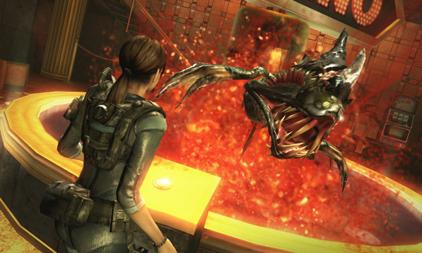 Resident Evil Revelations Screen 3