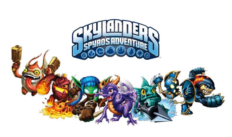 Skylanders landing major licensing deals elder - Images skylanders ...