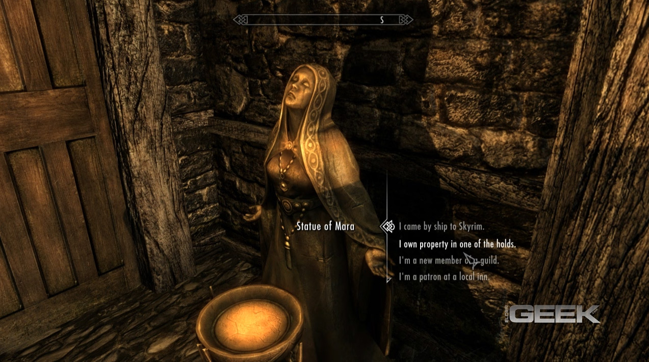 Elder Geek S Favorite Skyrim Mods As Of April 16 2012