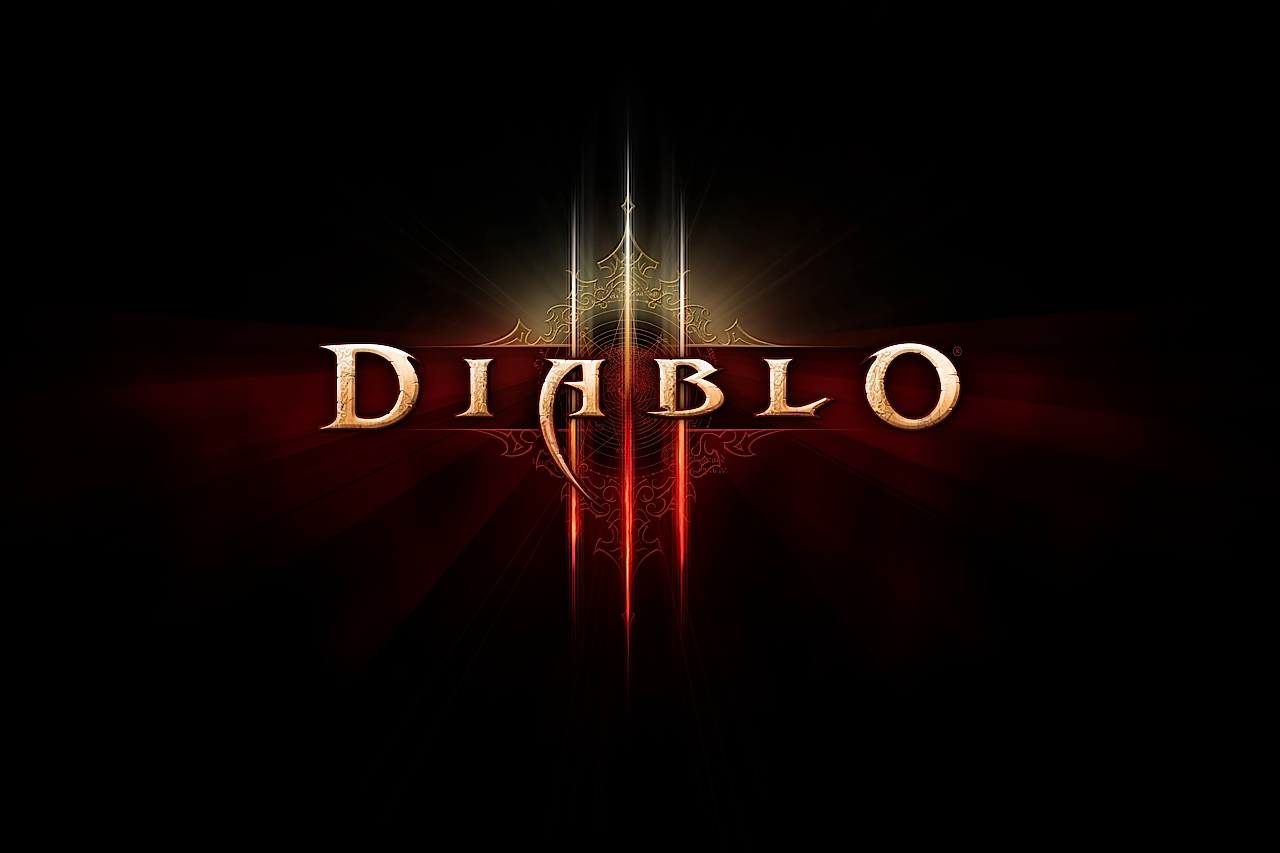 Diablo-III-D3-Wallpaper-Logo