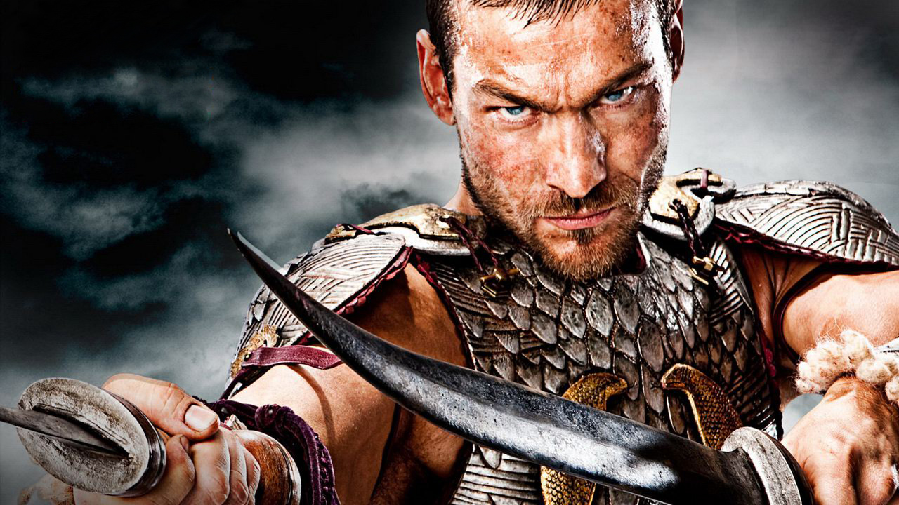 Spartacus FeatureBanner