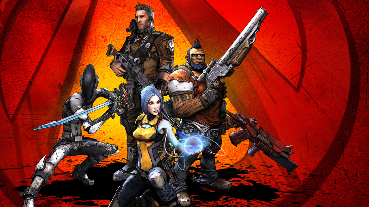 Borderlands2 Featurebanner