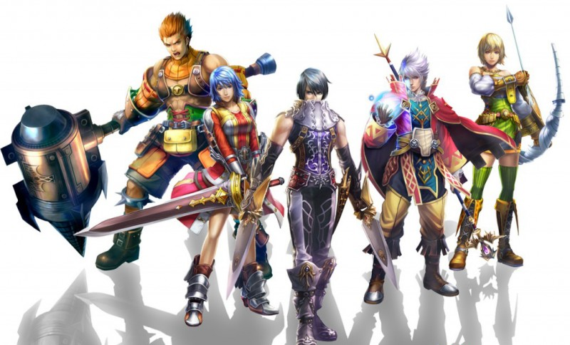 Ragnarok Odyssey Classes