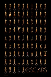 A graphic dressing Oscar in the wardrobes all of past 84 Best Picture Winners. Try and guess all of them! Then try and guess what all the better films that weren't picked for each year!