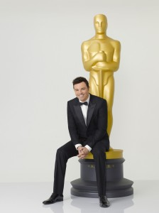 "Seth McFarlane, the Oscar host who screams ""Please like us, 18-34 demographic! He made 'Family Man', that show's still hip, right?"""