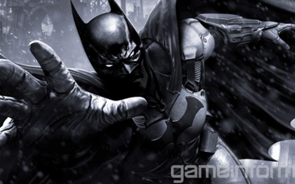'Batman: Arkham Origins' Officially Announced