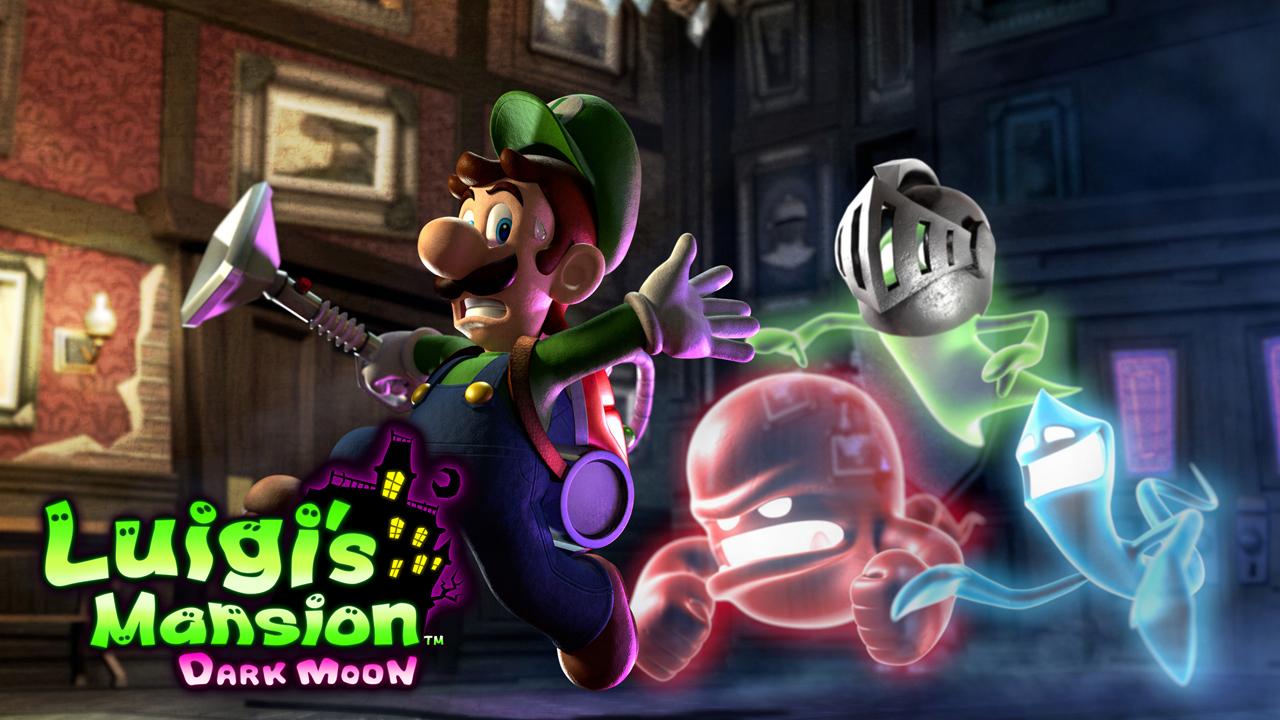 Luigi's Mansion: Dark Moon Review | Elder-Geek.com Luigis Mansion Dark Moon