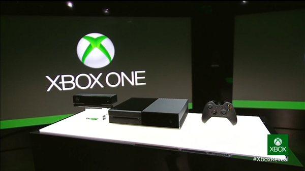 Hardware XBOXONE Reveal 1