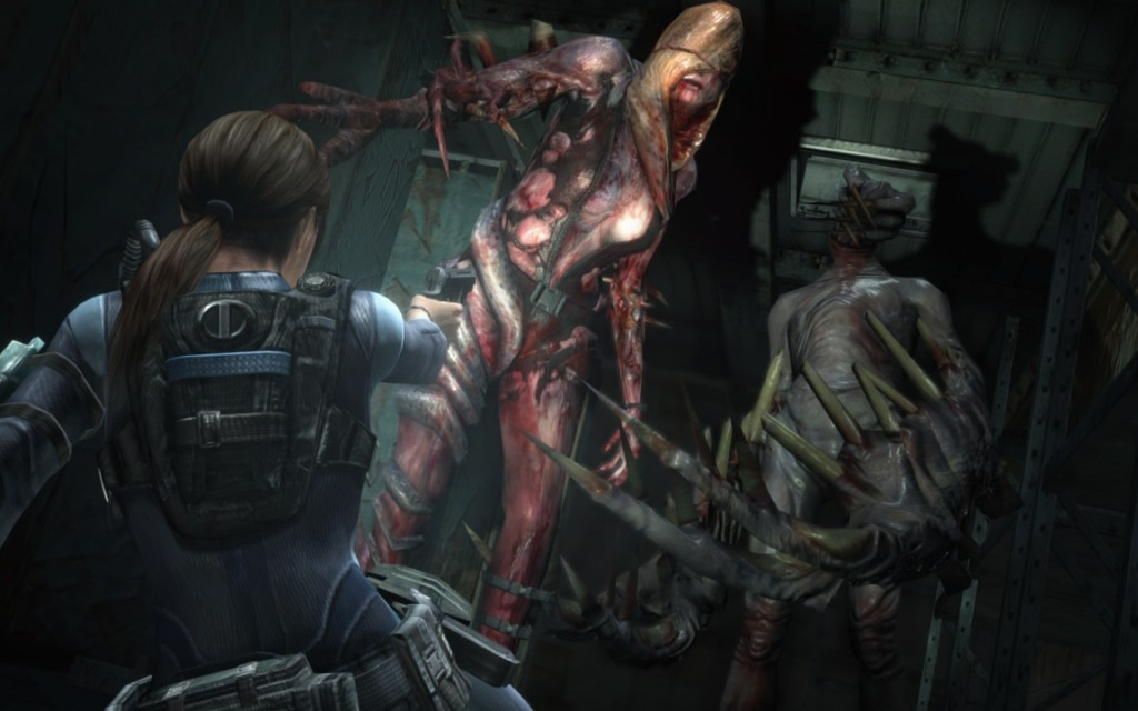 Resident Evil: Revelations HD Video Review