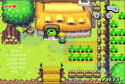 Jesse 39 s backlog the legend of zelda minish cap elder for Housse zelda