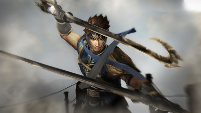 Yue Jin, a new character.